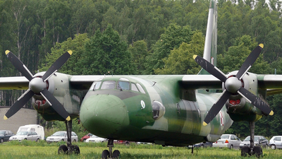 1508 - Antonov An-26 - Poland - Air Force