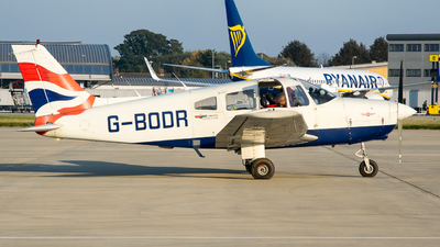 G-BODR - Piper PA-28-161 Warrior II - British Airways Flying Club