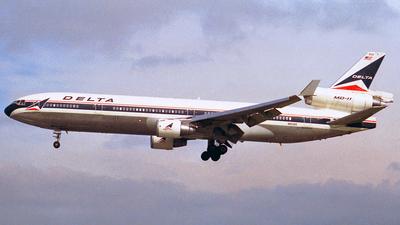N803DE - McDonnell Douglas MD-11 - Delta Air Lines