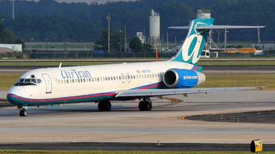 N921AT - Boeing 717-231 - airTran Airways