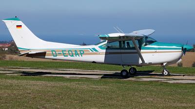D-EQAP - Cessna TR182 Turbo Skylane RG - Private