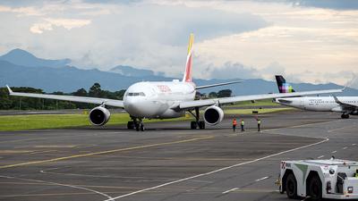 A picture of ECMLP - Airbus A330202 - Iberia - © Cristian Quijano