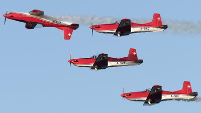 A-940 - Pilatus PC-7 - Switzerland - Air Force