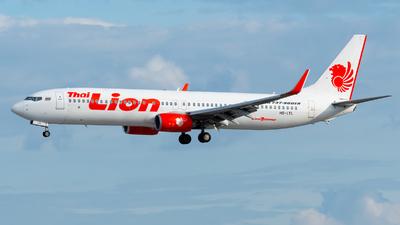 HS-LTL - Boeing 737-9GPER - Thai Lion Air
