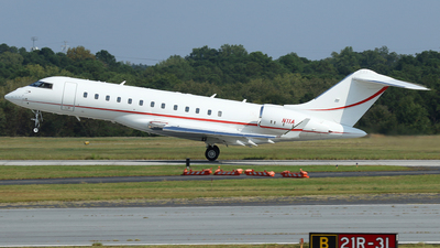 N11A - Bombardier BD-700-1A10 Global Express XRS - Private