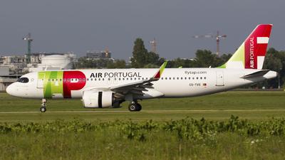CS-TVG - Airbus A320-251N - TAP Air Portugal