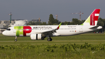 A picture of CSTVG - Airbus A320251N - TAP Air Portugal - © Rafal Pruszkowski