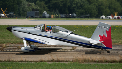 C-GGBT - Vans RV-7 - Private