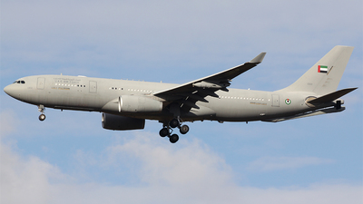 1302 - Airbus A330-243(MRTT) - United Arab Emirates - Air Force