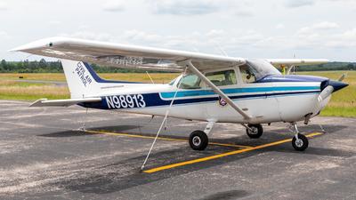 A picture of N98913 - Cessna 172P Skyhawk - Civil Air Patrol - © Jason Reina