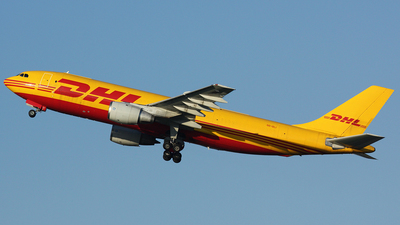 OO-DLI - Airbus A300B4-203(F) - DHL (European Air Transport)