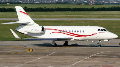 OY-GKJ - Dassault Falcon 2000EX - Kirk Aviation