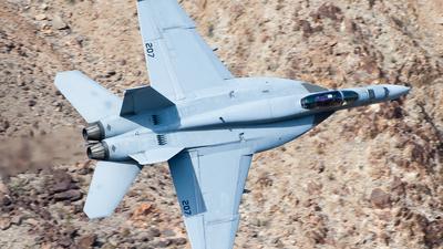 166444 - Boeing F/A-18E Super Hornet - United States - US Navy (USN)