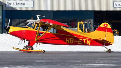 HB-ETN - Maule M-4-210C - Private