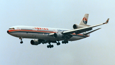 B-2172 - McDonnell Douglas MD-11 - China Eastern Airlines