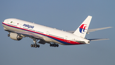 9M-MRQ - Boeing 777-2H6(ER) - Malaysia Airlines