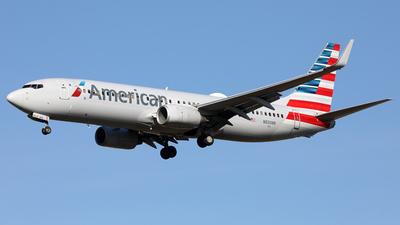 N830NN - Boeing 737-823 - American Airlines