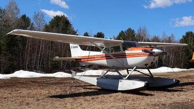 C-GAQC - Cessna 172M Skyhawk - Private