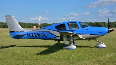 N226CL - Cirrus SR22T-GTS G6 Carbon - Private