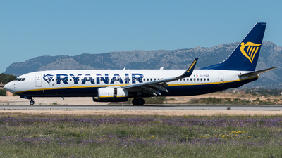 EI-FOZ - Boeing 737-8AS - Ryanair