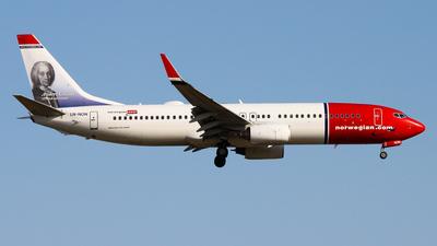 LN-NON - Boeing 737-86N - Norwegian