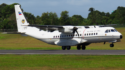 177 - Airbus C295M - Philippines - Air Force