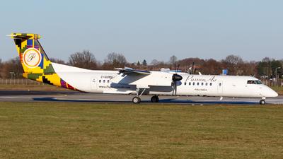 C-GUBU - Bombardier Dash 8-Q402 - PassionAir