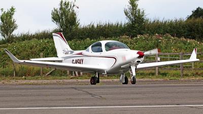 G-NSKY - Alpi Pioneer 400 - Private