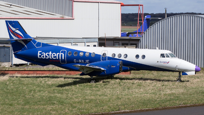 G-MAJE - British Aerospace Jetstream 41 - Eastern Airways