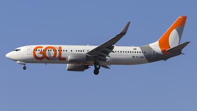 PR-VBG - Boeing 737-8EH - GOL Linhas Aéreas
