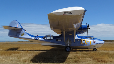 ZK-PBY - Consolidated PBY-5A Catalina - Catalina Company NZ