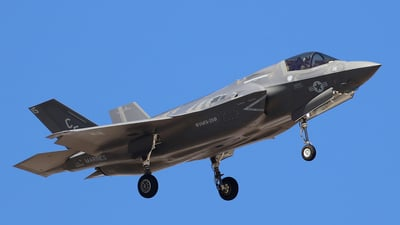169411 - Lockheed Martin F-35B Lightning II - United States - US Air Force (USAF)