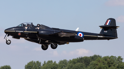 G-JWMA - Gloster Meteor T.7 - Private