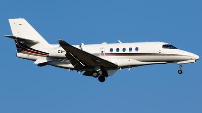 CS-LTM - Cessna Citation Latitude - NetJets Europe