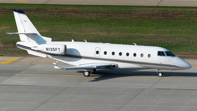 N135FT - Gulfstream G200 - Private