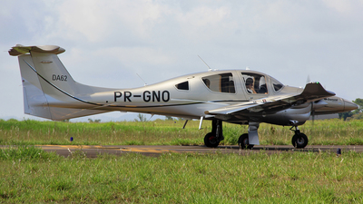 PR-GNO - Diamond Aircraft Diamond DA-62 - Private