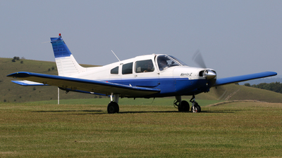 G-BRBD - Piper PA-28-151 Cherokee Warrior - Private