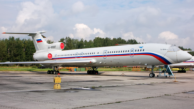RA-85587 - Tupolev Tu-154B-2 - Russia - Air Force