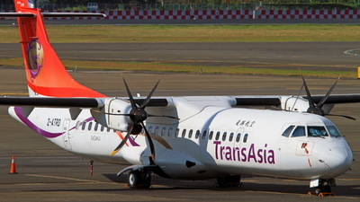 2-ATRD - ATR 72-212A(600) - TransAsia Airways