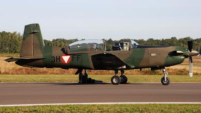3H-FF - Pilatus PC-7 - Austria - Air Force