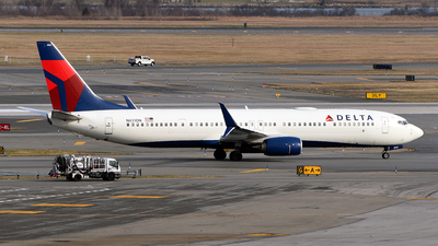 A picture of N831DN - Boeing 737932(ER) - Delta Air Lines - © Rocky Wang