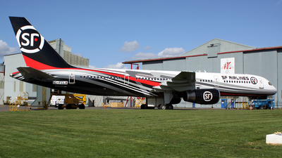G-FCLA - Boeing 757-28A - SF Airlines