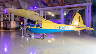 I-FABR - Aermacchi MB-308 - Private