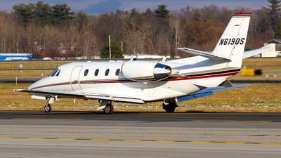 A picture of N619QS - Cessna 560XLS Citation Excel - NetJets - © Elliott F Martin