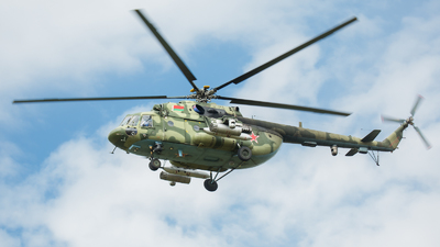 87 - Mil Mi-8MTV-5 Hip - Belarus - Air Force