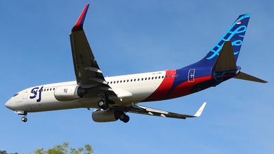 PK-CMK - Boeing 737-85P - Sriwijaya Air