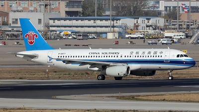 B-6977 - Airbus A320-232 - China Southern Airlines