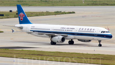 B-6630 - Airbus A321-231 - China Southern Airlines