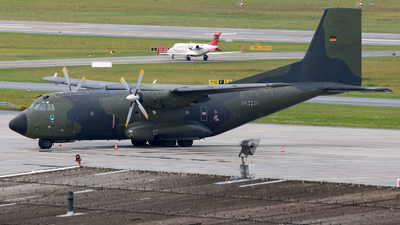 50-81 - Transall C-160D - Germany - Air Force