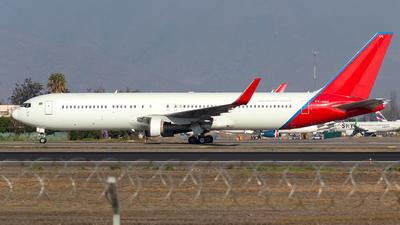 PT-MOE - Boeing 767-316(ER) - Untitled